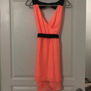 American eagle coral dress